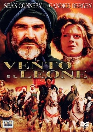 film tv oggi seconda serata, film tv in seconda serata Il vento e il leone, film tv stanotte.