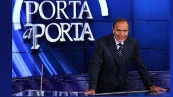 programmi tv seconda serata Porta a Porta, oggi in tv seconda serata Porta a Porta