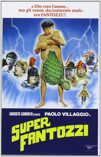 film tv stasera, film tv SUPERFANTOZZI, film stasera in tv