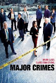 MAJOR CRIMES II
