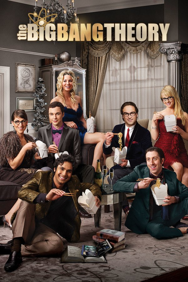 THE BIG BANG THEORY VI